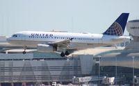 N815UA @ MIA - United A319