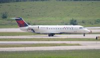 N820AY @ DTW - Delta Connection CRJ-200 - by Florida Metal
