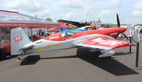 N821MG @ LAL - Mike Goulian's new paint job for the 2015 season