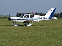 D-EABM @ EHTX - taxi to runway after airshow - by Volker Leissing