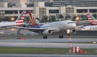 N826AW @ MIA - US Airways Arizona