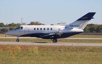 N826GC @ ORL - Hawker 800