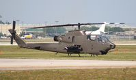 N826HF @ LAL - AH-1F Cobra