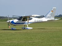 D-EMIC @ EHTX - taxi to rwy after airshow - by Volker Leissing