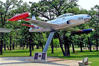 133186 @ CYWG - Canadair CT-133AN Silver Star Mk.3 [T33-186] (Royal Canadian Air Force) Winnipeg-International~C 25/07/2008 - by Ray Barber