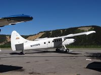 N113DG @ HRR - Turbo Otter of Fly Denali at Healy River airport AK - by Jack Poelstra