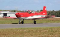 N841NE @ TIX - Pilatus P3-05 - by Florida Metal