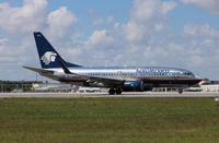 N842AM @ MIA - Aeromexico