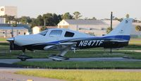 N847TF @ ORL - Cessna T240 Corvalis