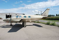 C-FMEA @ YBW - PA-31`P at Springbank / Calgary airport - by Jack Poelstra