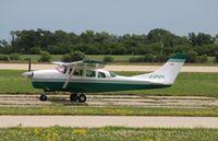 C-GPQN @ KOSH - Cessna 210C - by Mark Pasqualino