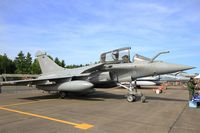 9 @ LFOT - Dassault Rafale M, Static display, Tours Air Base 705 (LFOT-TUF) Air show 2015 - by Yves-Q