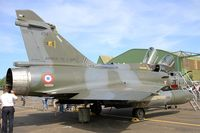 654 @ LFOT - Dassault Mirage 2000D, Static display, Tours Air Base 705 (LFOT-TUF) Air show 2015 - by Yves-Q