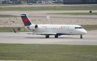 N857AS @ DTW - Delta CRJ-200