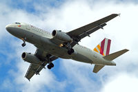 D-AGWS @ EGLL - Airbus A319-132 [4998] (Germanwings) Home~G 10/07/2015. On approach 27R. - by Ray Barber