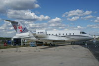 M-EMLI @ EGLF - Challenger 601 from AJW - by Jetops1