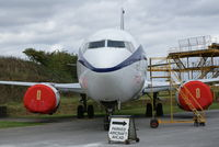VP-BDB @ EGHL - At ATC lasham for maintenance - by Jetops1