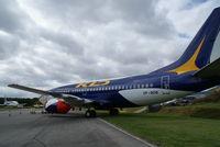 VP-BDB @ EGHL - ATC Lasham - by Jetops1