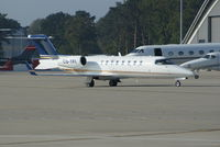CS-TFI @ EGLF - Taxing into Gama Aviation ramp at Farnborough - by Jetops1