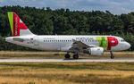 CS-TTH @ EDDF - departure via RW18W - by Friedrich Becker