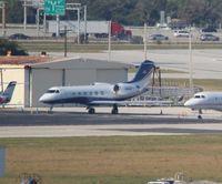 N888MF @ FLL - Gulfstream IV