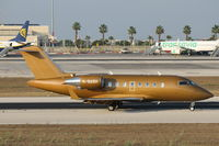M-BASH @ LMML - Bombardier CL-600 Challenger 605 M-BASH Private - by Raymond Zammit