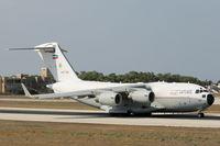 KAF342 @ LMML - BoeingC-17A GlobemasterIII KAF342 Kuwait Air Force - by Raymond Zammit