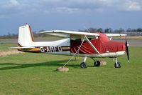 G-ARFO @ EGTN - G-ARFO   Cessna 150A [150-59174] Enstone~G 17/03/2004 - by Ray Barber