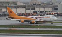 N901AR @ MIA - Centurion Cargo
