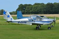 G-EVIG @ X3CX - Parked at Northrepps. - by Graham Reeve