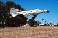 153019 @ KNKX - Shown displayed at NAS Miramar, San Diego, California, in 1995. This aircraft is now on display at NAS Key West, Florida. - by Alf Adams