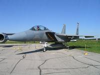 81-0061 @ CYXU - At the 2004 airshow at London, Ontario, Canada. - by Alf Adams