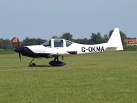 G-OKMA @ EHTX - taxi to rwy after airshow - by Volker Leissing