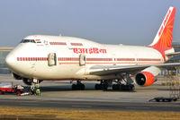 VT-EVB - B744 - Air India
