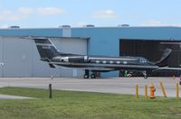 N909JE @ OPF - Gulfstream II
