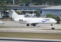 N909PG @ FLL - Cargo Air