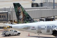 N910FR @ FLL - Frontier Sal the Mountain Lion