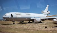N910SF @ DMA - Raytheon's DC-10-10 at the boneyard