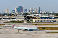 C-FHKE @ FLL - Ft. Lauderdale - by Alex Feldstein