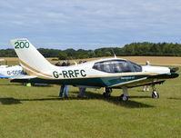 G-RRFC @ EGHP - Socata TB-20 Trinidad GT at Popham. Ex F-OILV. - by moxy