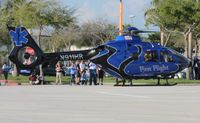 N911HR - First Flight Melbourne Florida at Heliexpo Orlando - by Florida Metal