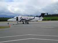 C-FCME @ YBL - Beech 1900D of Central Mountain Air at Campbell River airport - by Jack Poelstra