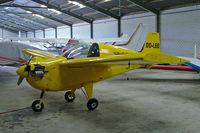 OO-LEO @ EHBD - Tipsy T.66 Nipper II [62] Budel-Kempen~PH 11/08/2006. Revised scheme.