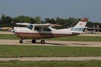 N100BG @ KOSH - Cessna T210L - by Mark Pasqualino