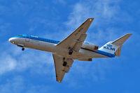 PH-WXD @ EGLL - Fokker F-70 [11563] (KLM cityhopper) Home~G 10/07/2015