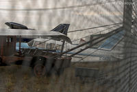 C-GKOG @ CYZF - In Ursus Aviation yard, appears to be getting parted out. - by Remi Farvacque