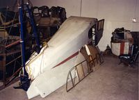 CF-BZL - The aircraft now sits in storage in the Stan a Reynolds a museum in Westaskiwin Alberta. Plans to restore it will likely not be happening any time soon - by Reynolds Museum
