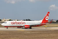 D-ABMI @ LMML - B737-800 D-ABMI Air Berlin - by Raymond Zammit