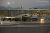 B-16411 @ CYVR - Viewed from domestic terminal A - by Remi Farvacque