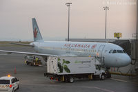 C-FDQV @ CYVR - At Terminal A (domestic) - by Remi Farvacque